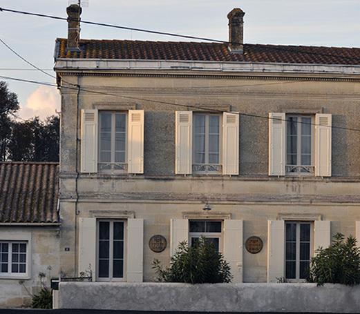 Chambres d'hôtes La moulineà Ludon-Médoc