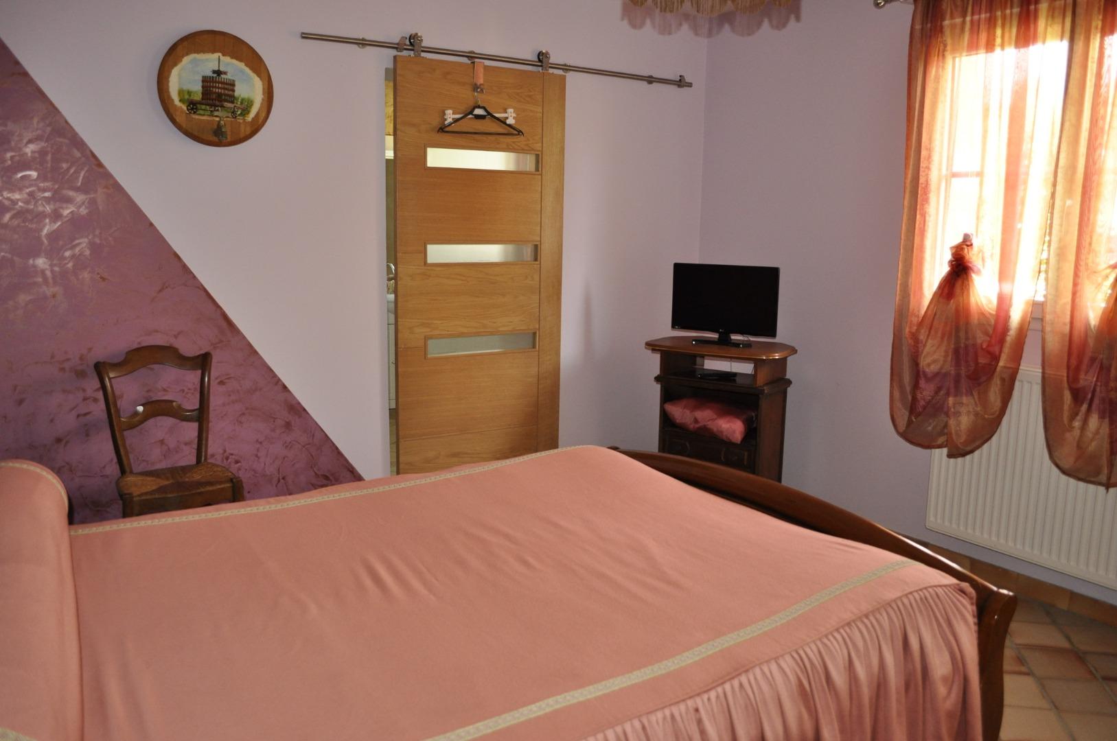 Grande chambre d'hôte pour couple à Ludon-Médoc