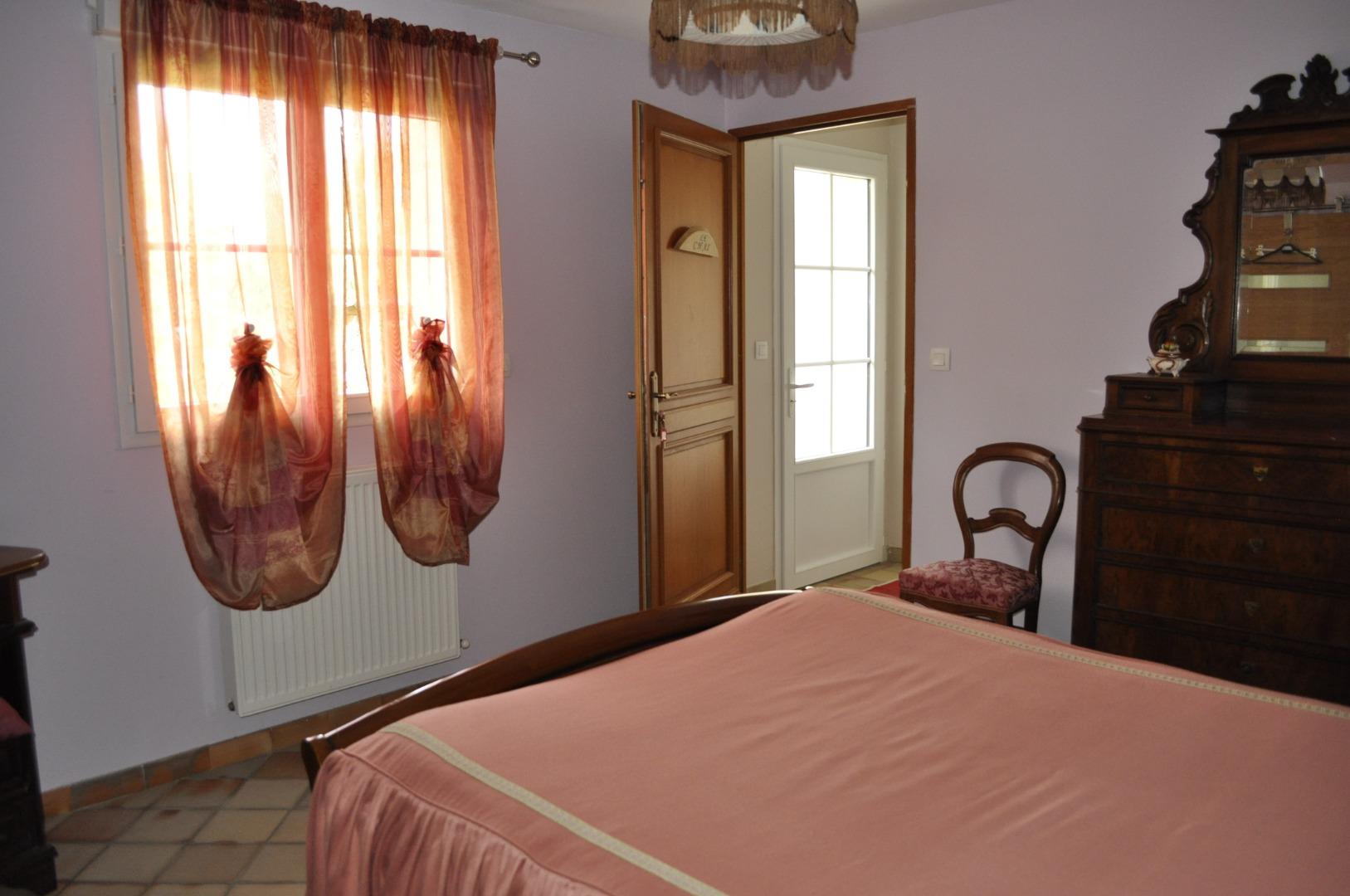 Chambre d'hôte au rez-de-chaussée à Ludon-Médoc