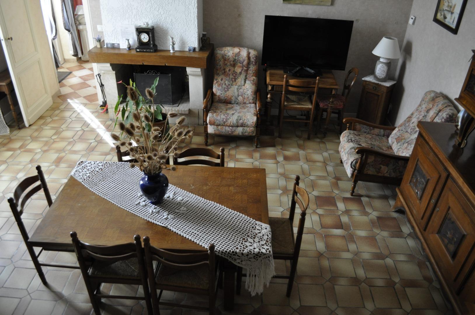 Chambre d'hôte spacieuse à côté de Bordeaux