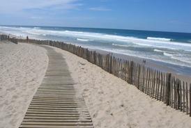 Les plages du Médoc